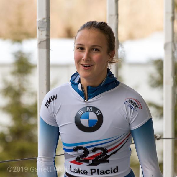 Alina Tararychenkova (RUS)