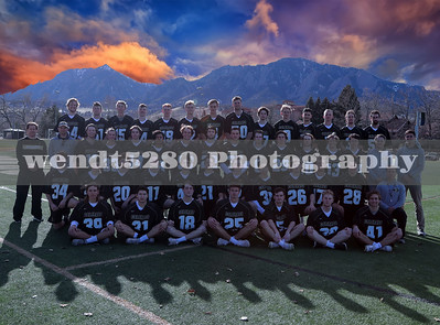 2020 Colorado Mens Lacrosse Team Images