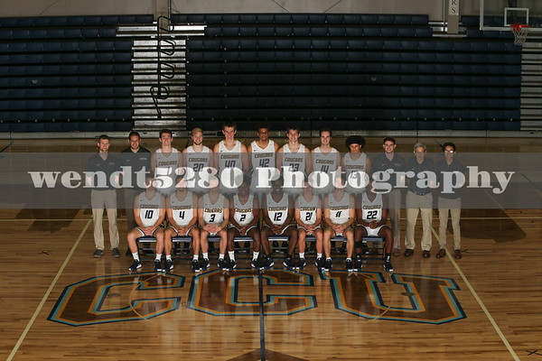 Colorado Christian Men's Basketball T/I Images