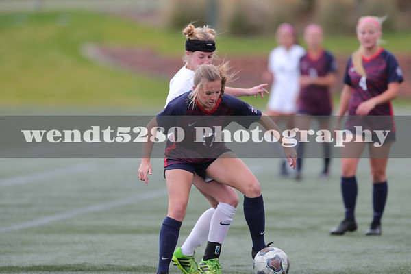 Colorado Christian vs Metro State WSOC