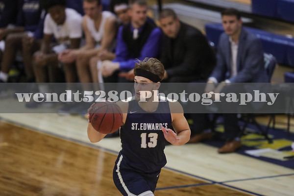 St Edwards vs Colorado Christian MBB