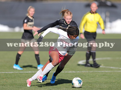 Stanford vs Colorado WSOC
