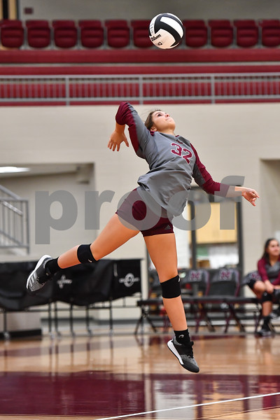 Vilonia @ Morrilton. Volleyball game was played at the Morrilton Devil Dog Arena.