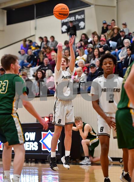 Wonderview @ Bigelow. Basketball game was played at the Bigelow high school gym in Bigelow Arkansas.