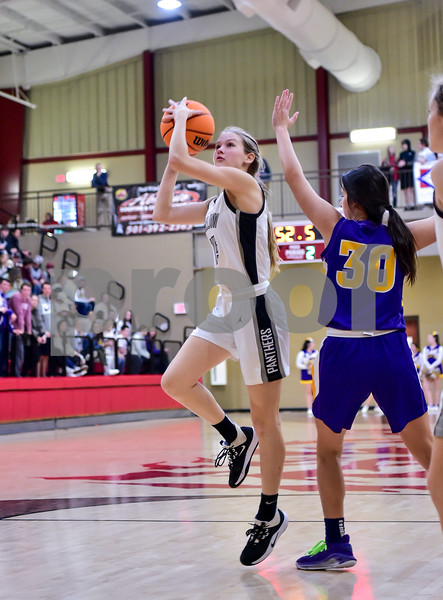 2A District Basketball playoffs.