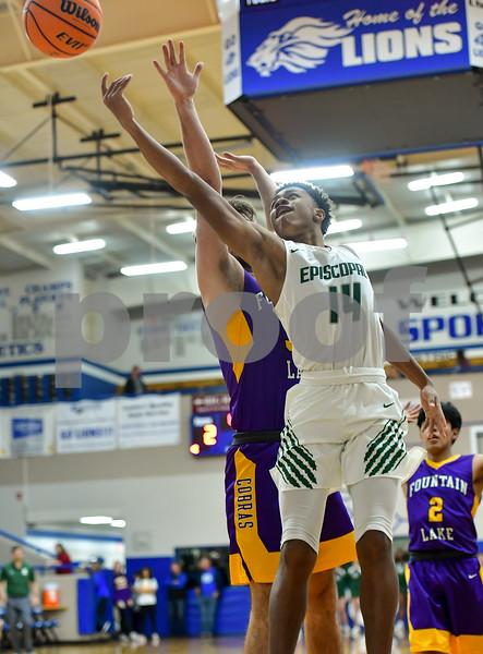 3A District Basketball playoffs.