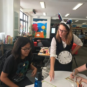 Library Summer reading Party - Lib4