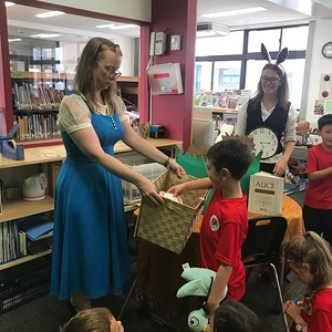 LIbrary Summer Reading Party - Lib3