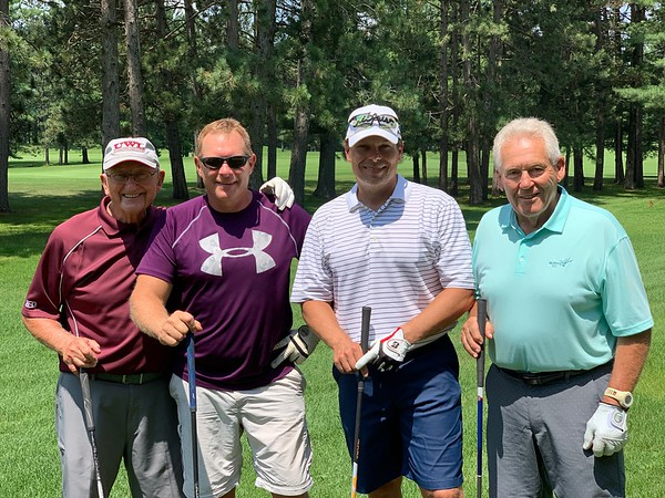 2019 UWL Alumni Wisconsin Rapids Golf Outing 7