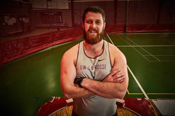 2020 UWL Track and Field Throwers  0074