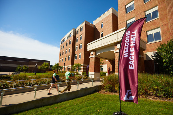 2019 UWL Fall New Student Move in Weekend NSO 0130