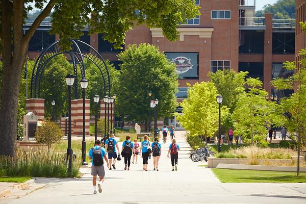 2019 UWL Fall Student Campus Life 0050