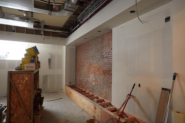 2019 UWL Winter Wittich Hall Construction  0015