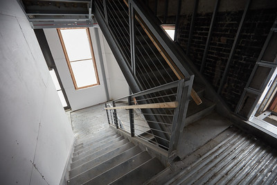 2019 UWL Winter Wittich Hall Construction  0036