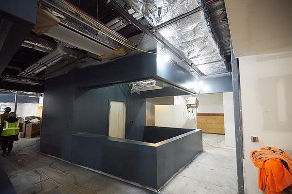 2019 UWL Winter Wittich Hall Construction  0042
