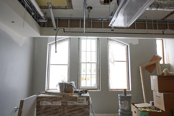 2019 UWL Winter Wittich Hall Construction  0017