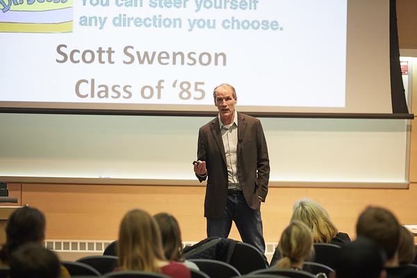 2020 UWL CBA First Friday Lecture Scott Swenson Alumni  0022