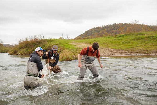 2019 UWL Biology Coon Creek Field Trip Ross Vander Vorste 0089