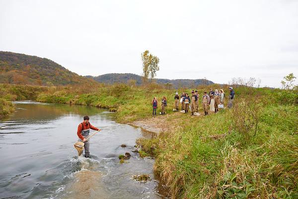 2019 UWL Biology Coon Creek Field Trip Ross Vander Vorste 0084