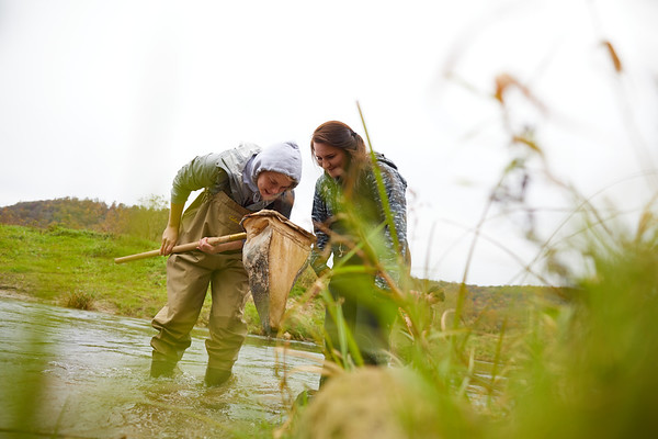 2019 UWL Biology Coon Creek Field Trip Ross Vander Vorste 0097