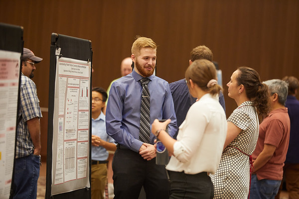 2019 UWL CSH Deans Fellowship Poster Session 0107