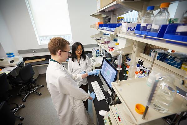 2020 UWL Eagle Apprentice  Sumei Liu Matthew Wright Biology Lab 0030