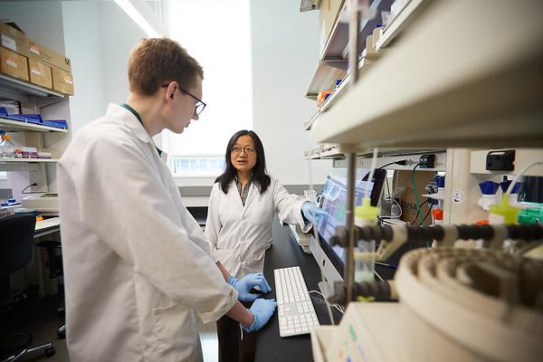 2020 UWL Eagle Apprentice  Sumei Liu Matthew Wright Biology Lab 0039