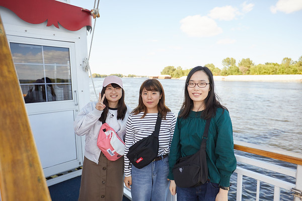 2019 UWL IEE Student La Crosse Queen Riverboat Tour 0059