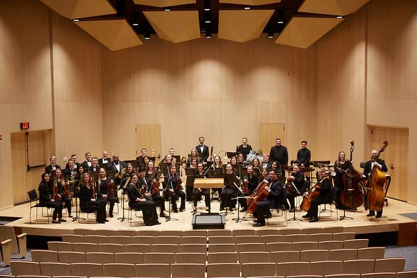 2019 UWL Fall Orchestra 2
