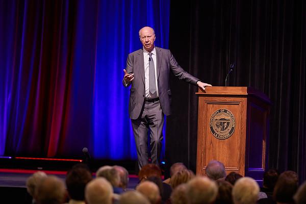 2020 UWL David Gergen Political Science Speaker 0202