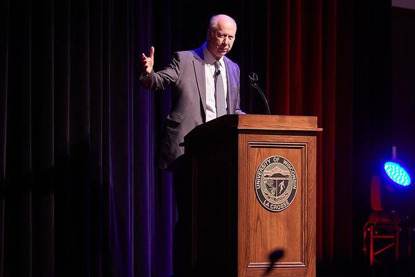 2020 UWL David Gergen Political Science Speaker 0150