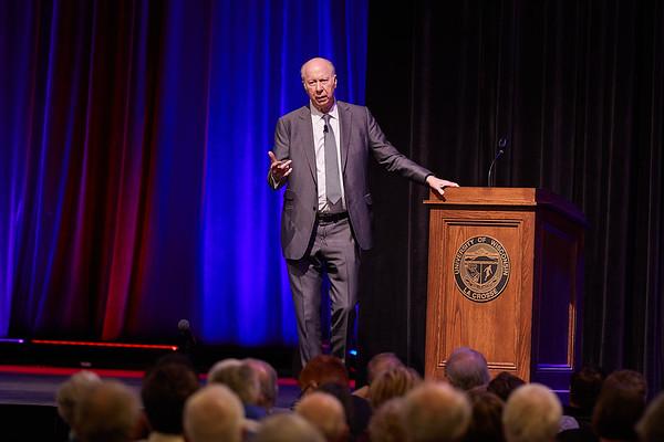 2020 UWL David Gergen Political Science Speaker 0201