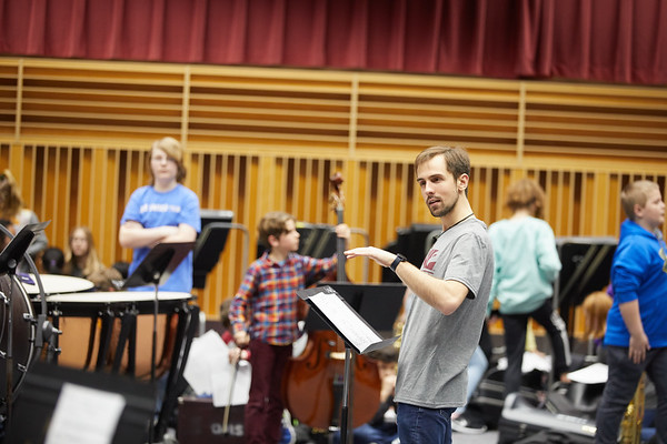 2020 UWL Music Band Wind Percussion Day 0017