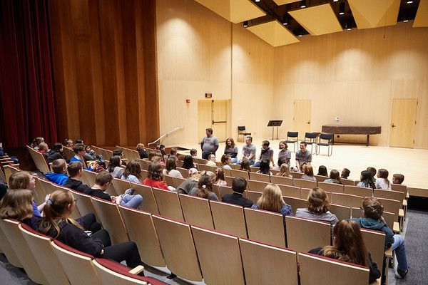 2020 UWL Music Band Wind Percussion Day 0036