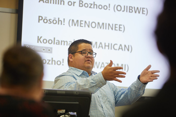 2019 UWL David O'Conner DPI American Indian Studies Program Consultant 0013