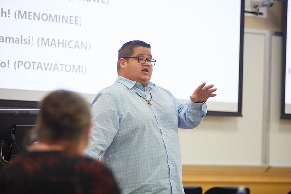 2019 UWL David O'Conner DPI American Indian Studies Program Consultant 0004