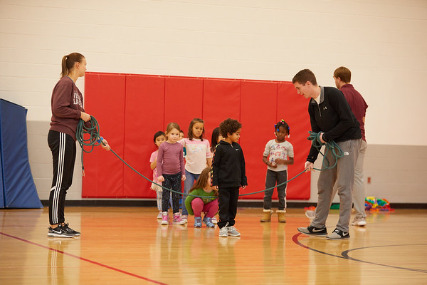 2019 UWL SOE Northside PE and Art Classes 0098