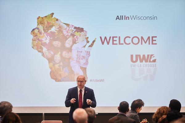 2019 UWL All in Wisconsin Regents Tour 0001