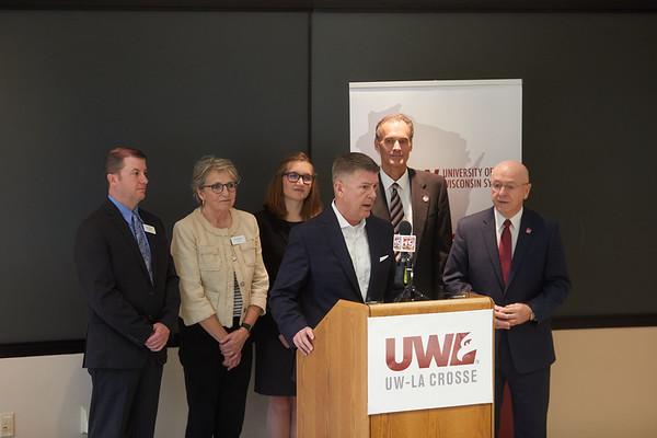 2019 UWL All in Wisconsin Regents Tour 0088