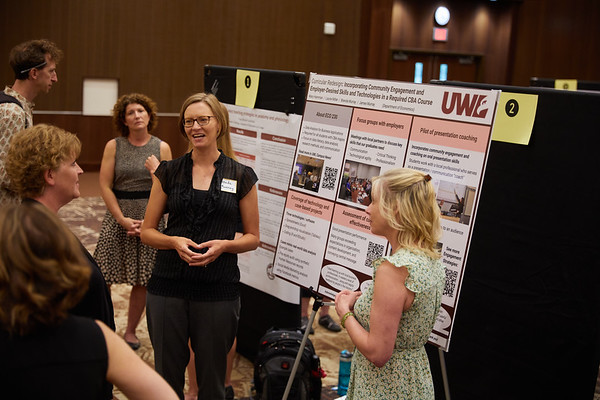 2019 UWL CATL Conference Bill Cerbin Poster Session 0073