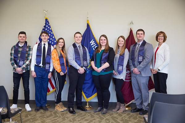 2019 UWL Stole and Recognition Ceremony  0122