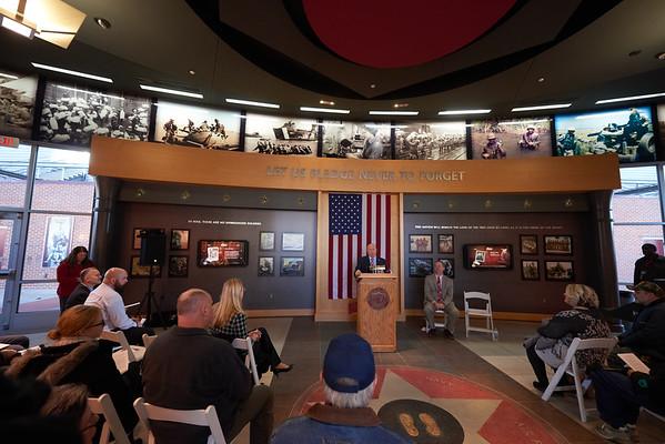 2019 UWL Veterans Breakfast and Veterans Wall of Fame dedication 0229