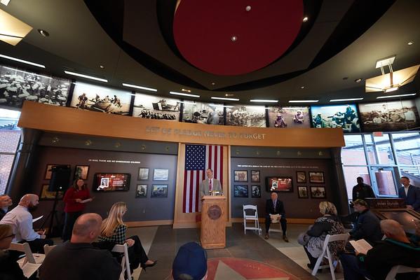 2019 UWL Veterans Breakfast and Veterans Wall of Fame dedication 0224
