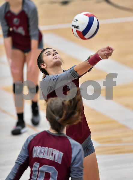 4A state volleyball playoffs. The playoffs were held at the Morrilton high school gym in Morrilton Arkansas.