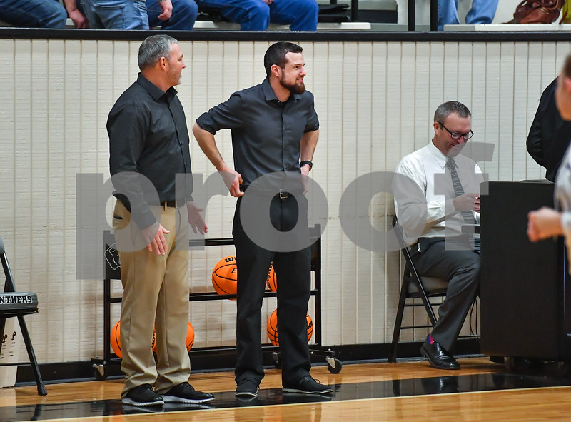 England @ Bigelow. Basketball game was played at the Bigelow high school gym in Bigelow Arkansas.