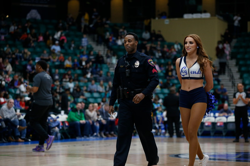 Austin Spurs vs. Texas Legends
