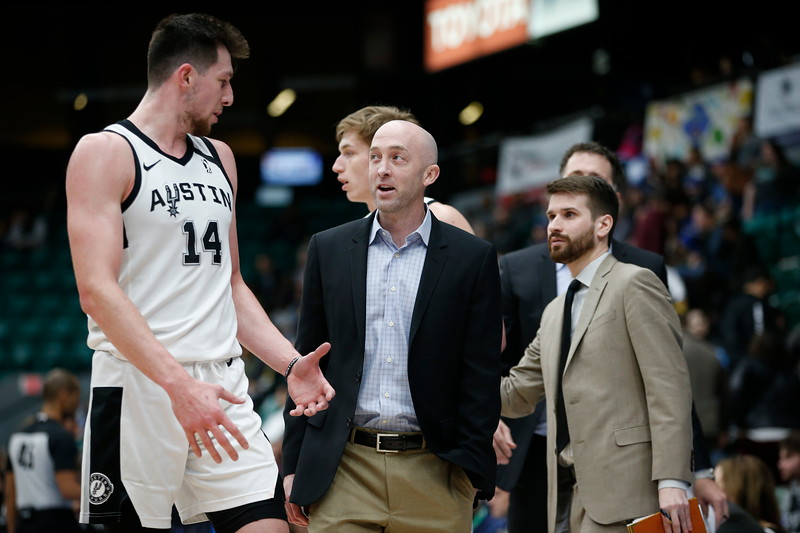 Austin Spurs vs. Texas Legends