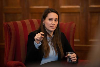 Sarah Burns Morning Meeting