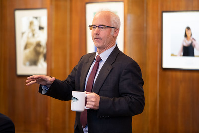 Martin Cox Morning Meeting