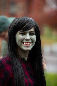 Halloween on Campus